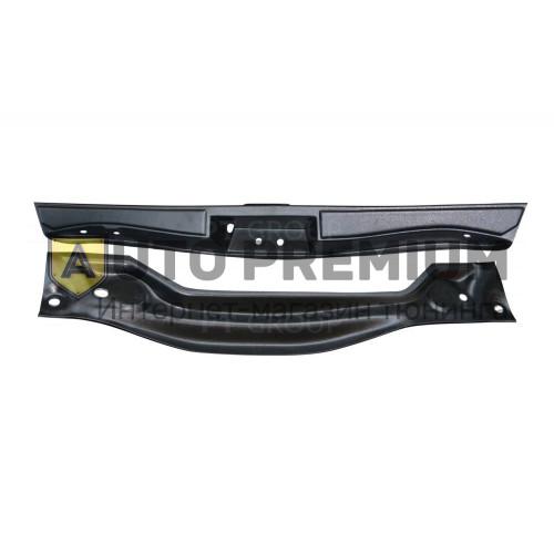 Накладки в проем багажника (ABS) (2шт) RENAULT Sandero, Sandero Stepway 2014-